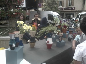 5èmes JMV au Marché de La Côte St-André