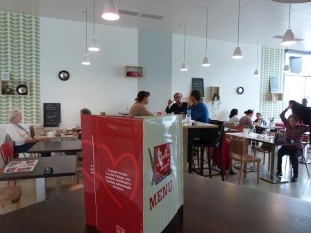 Un nouveau restaurant La salle à Manger à Grenoble - Apprentis d ...