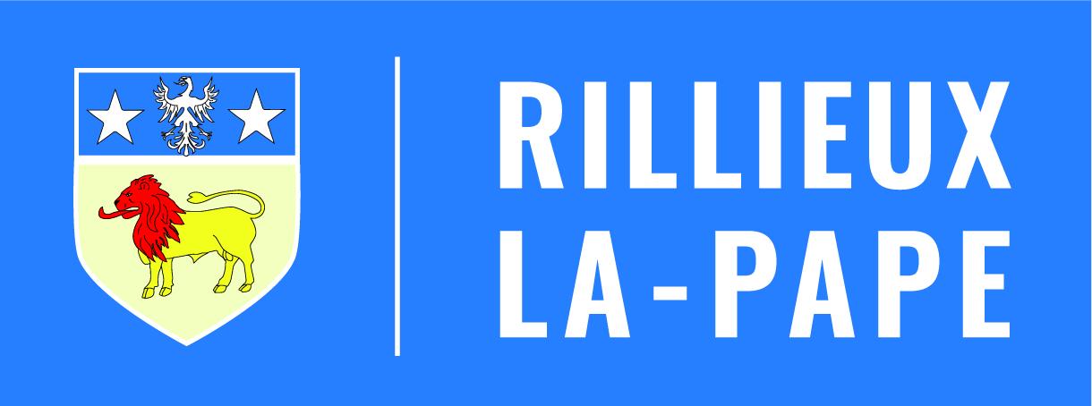 Logo de la ville de Rillieux-La-Pape
