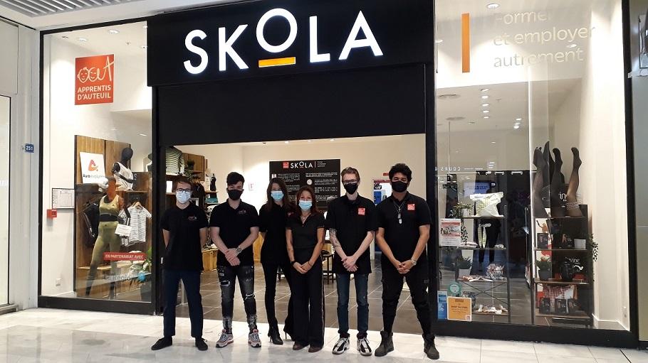 Skola, une boutique pour former autrement